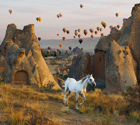 Best Photo Experience in Cappadocia